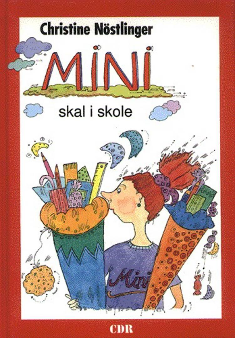 Mini skal i skole af Christine Nöstlinger