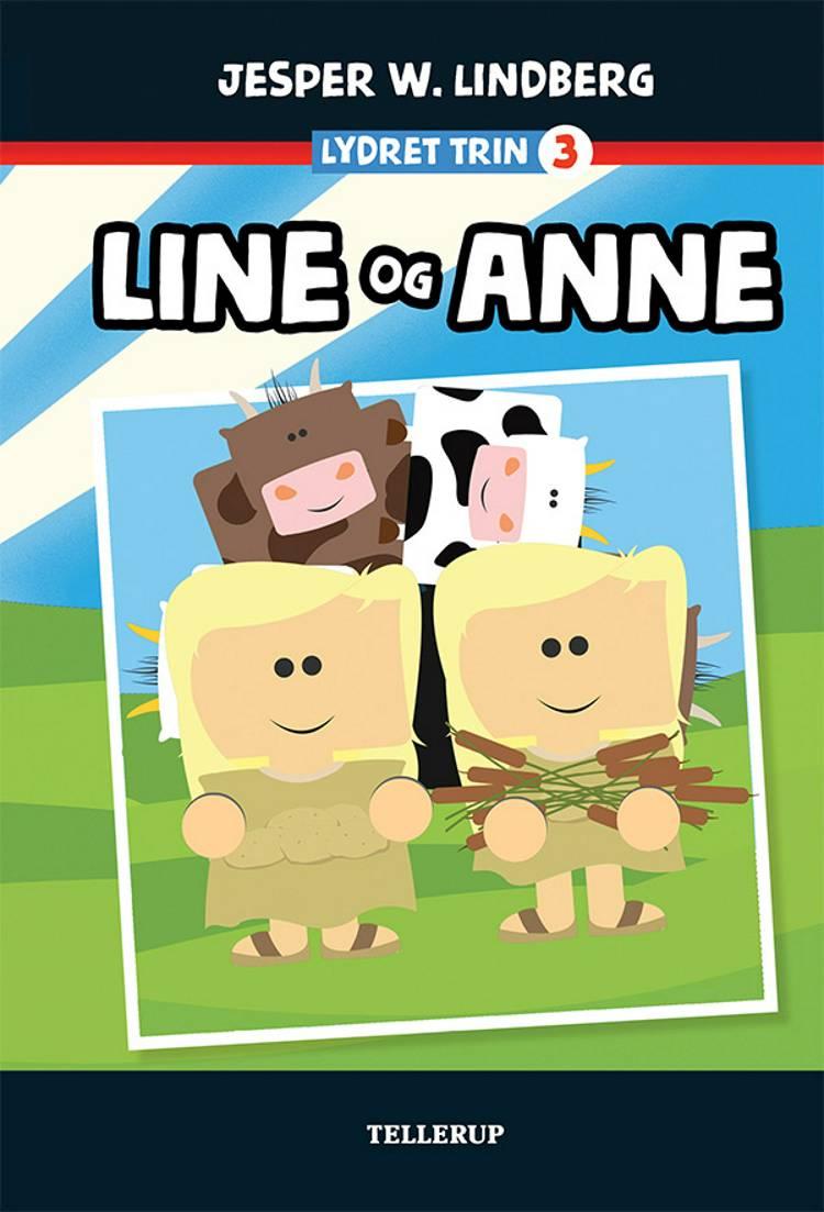 Line og Anne af Jesper W. Lindberg
