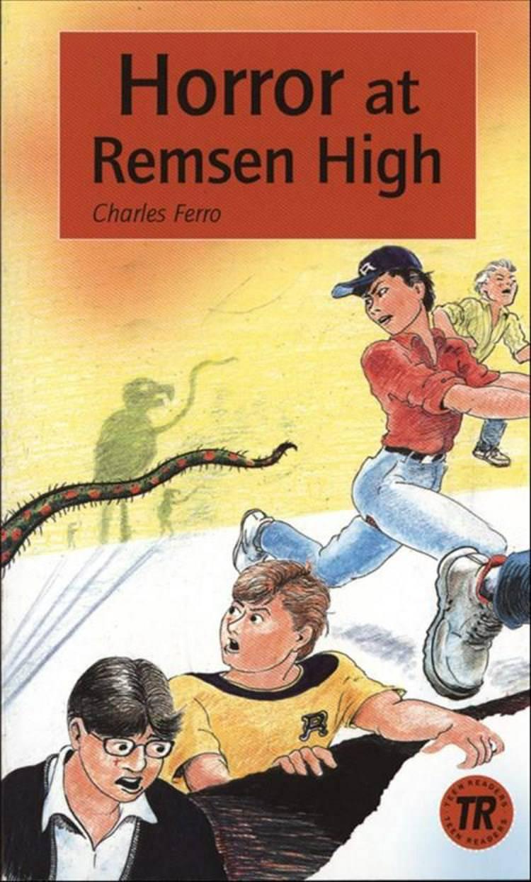Horror at Remsen High af Charles A. Ferro og Charles Ferro