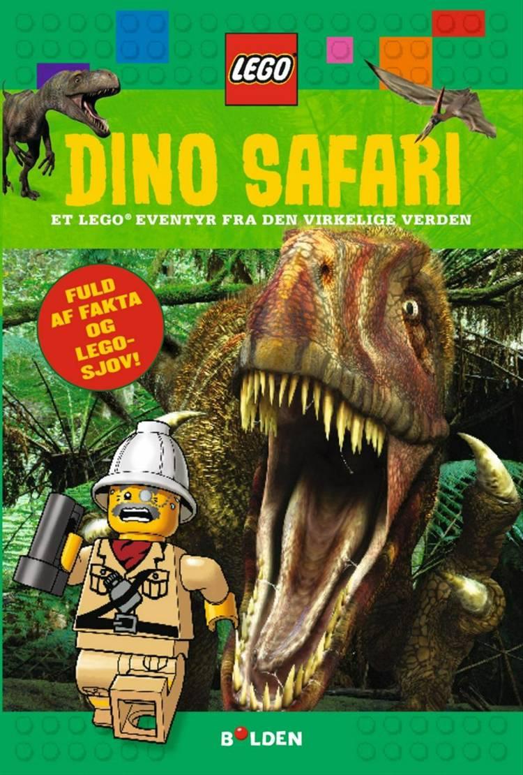 Dino-safari af Penelope Arlon og Tory Gordon-Harris