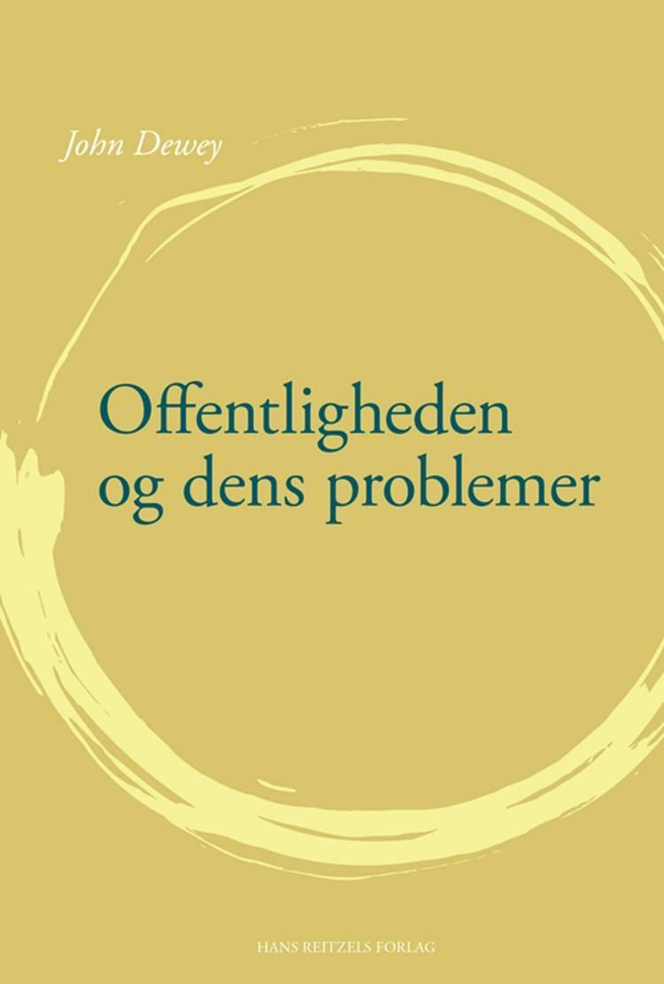 Offentligheden og dens problemer af John Dewey
