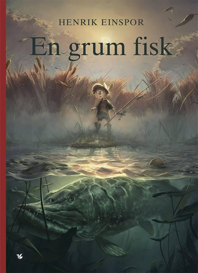En grum fisk af Henrik Einspor