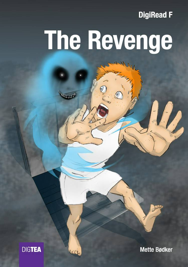 The Revenge af Mette Bødker
