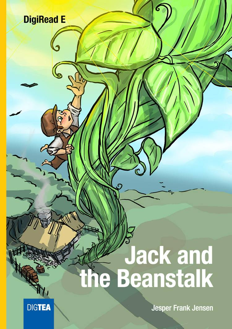 Jack and the Beanstalk af Jesper Frank Jensen