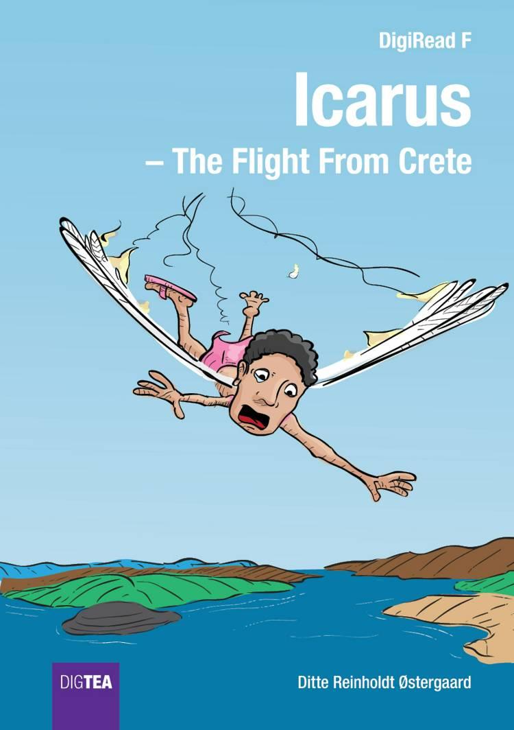 Icarus - The Flight from Crete af Ditte Reinholdt Østergaard