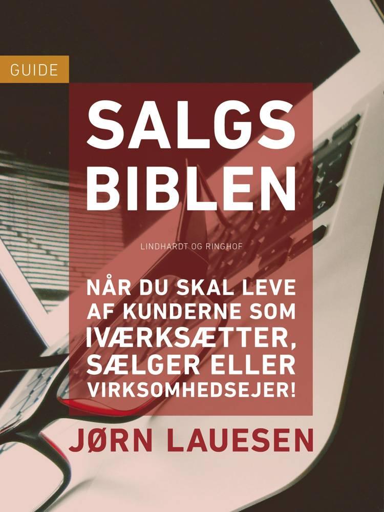 Salgsbiblen af Jørn Lauesen