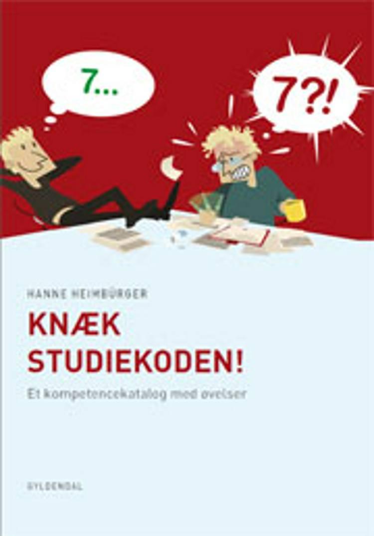 Knæk studiekoden! af Hanne Heimbürger