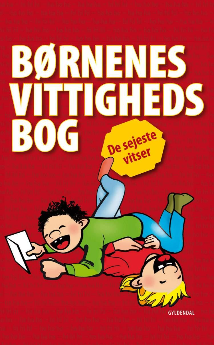Børnenes vittighedsbog 5 af Sten Wijkman Kjærsgaard