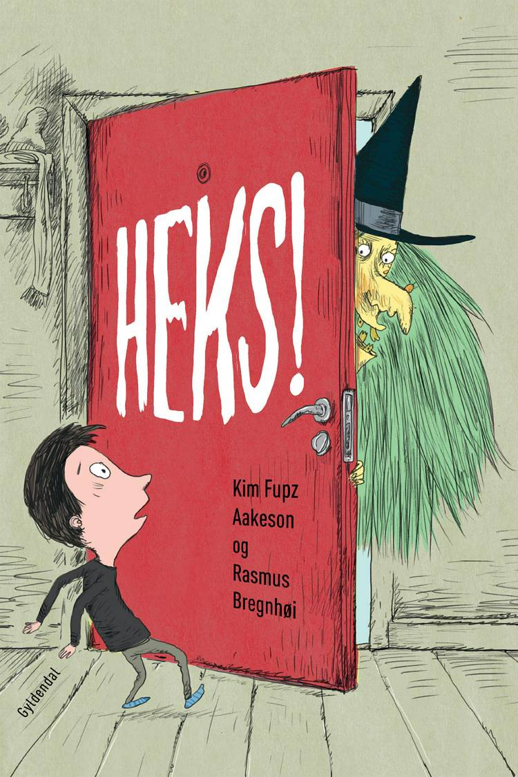 Heks! af Kim Fupz Aakeson og Rasmus Bregnhøi