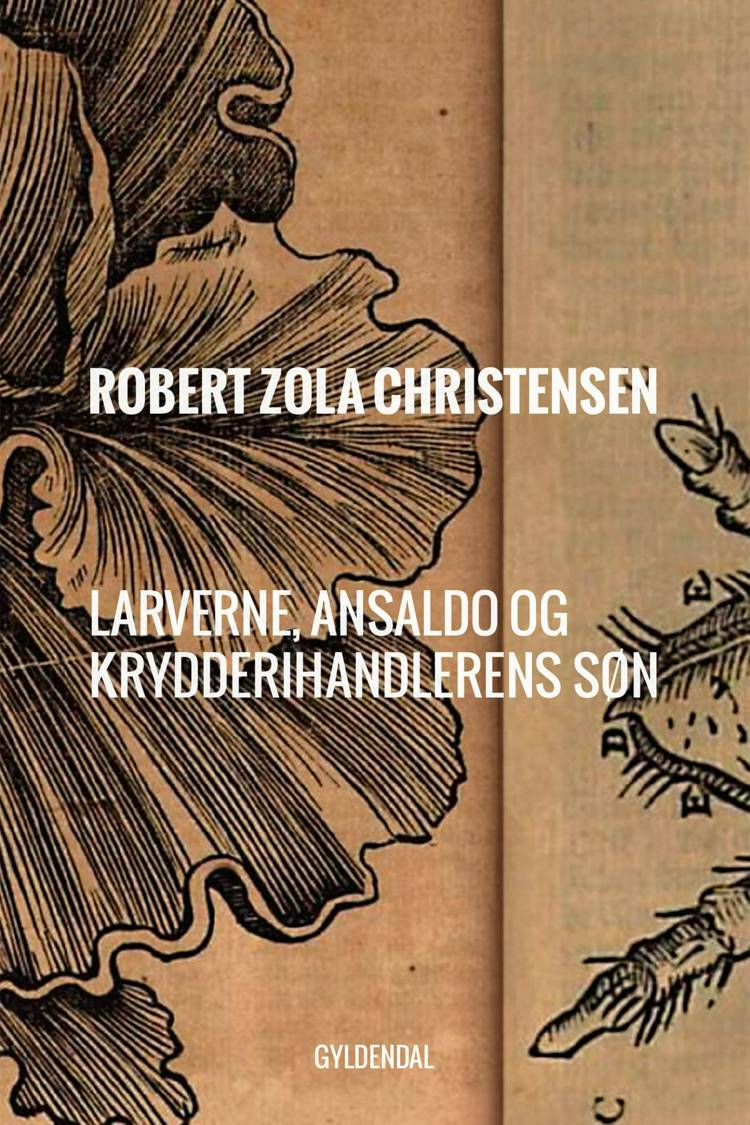 Larverne, Ansaldo og krydderihandlerens søn af Robert Zola Christensen