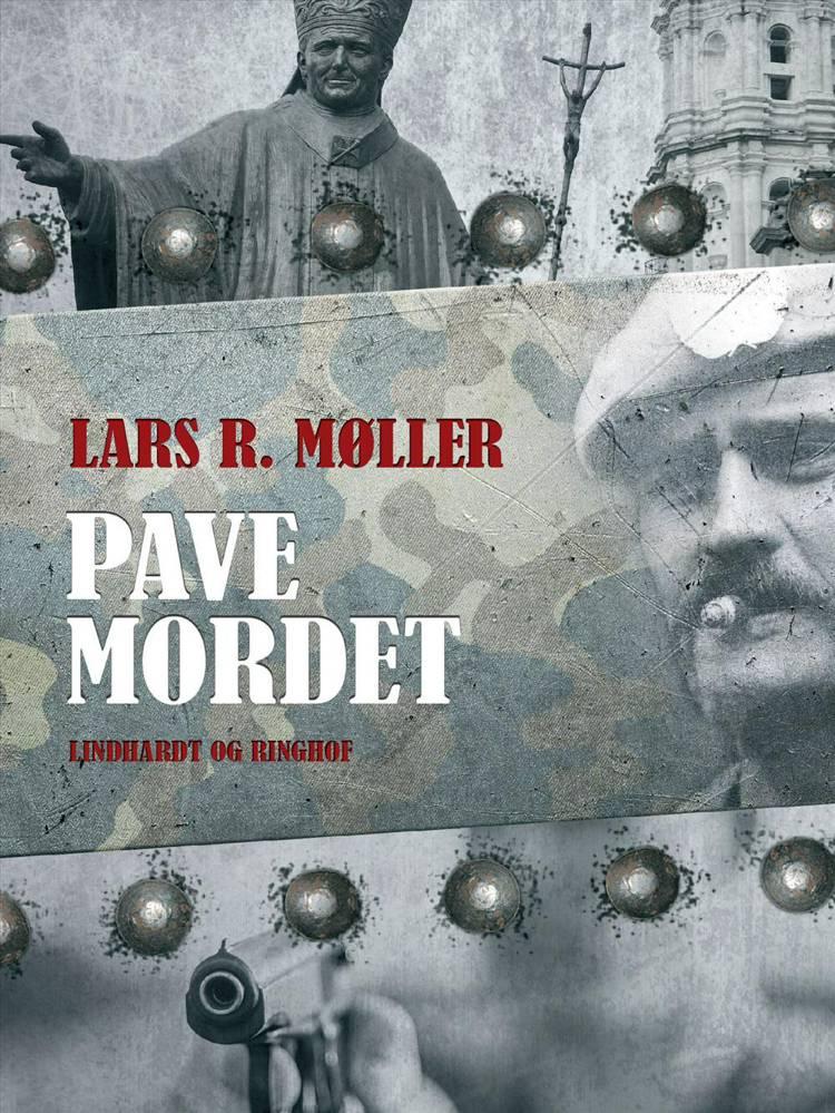 Pavemordet af Lars R. Møller