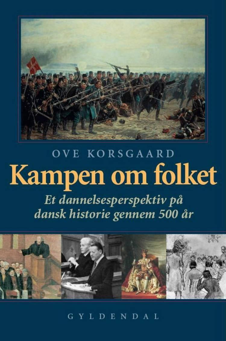 Kampen om folket af Ove Korsgaard