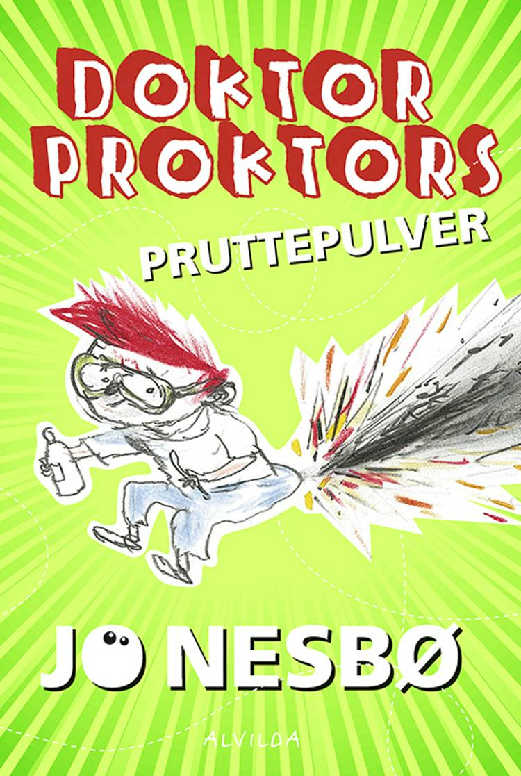 Doktor Proktors Pruttepulver af Jo Nesbø