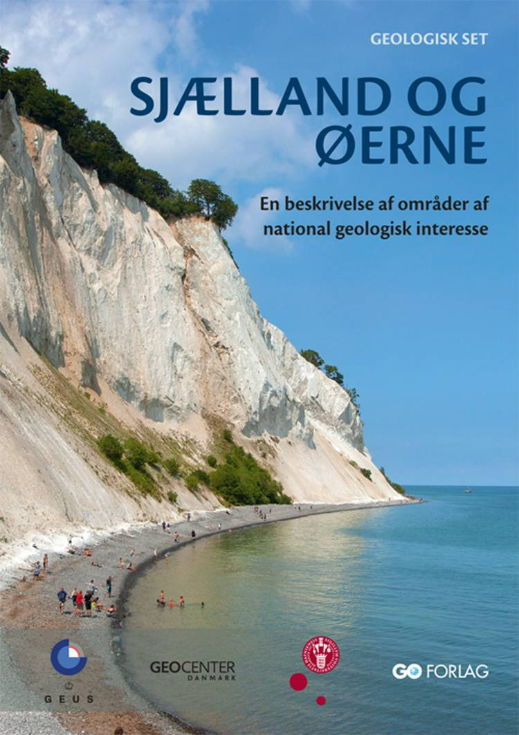 Geologisk set - Sjælland og øerne af Merete Binderup, Peter Gravesen og Michael Houmark-Nielsen og Johannes Krüger