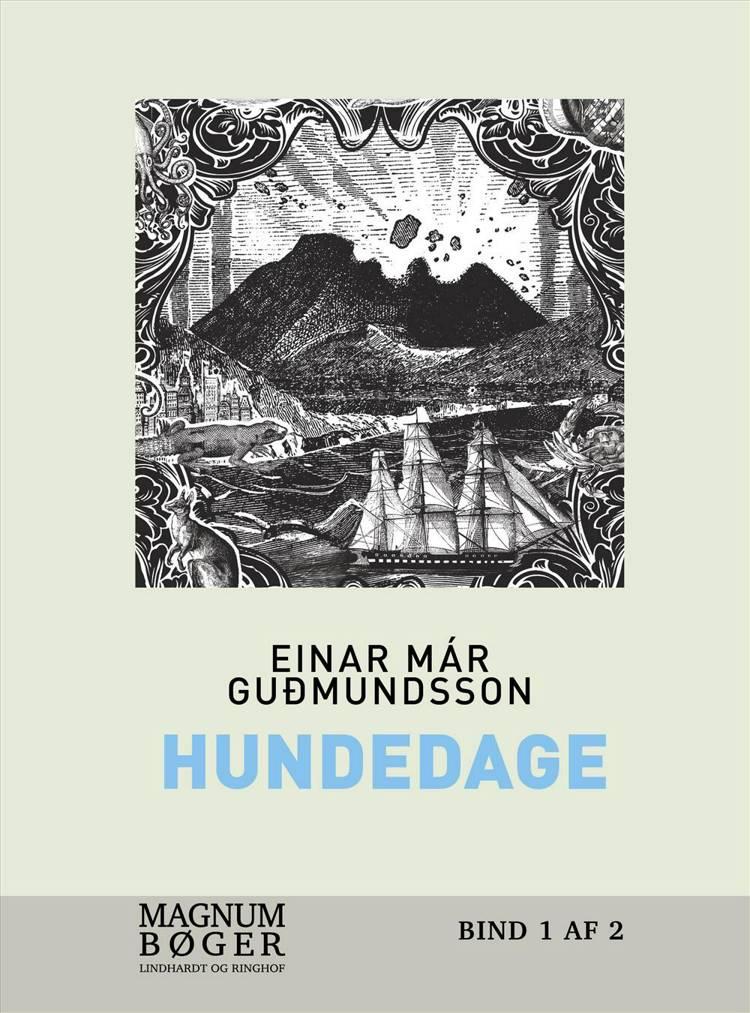 Hundedage af Einar Már Guðmundsson