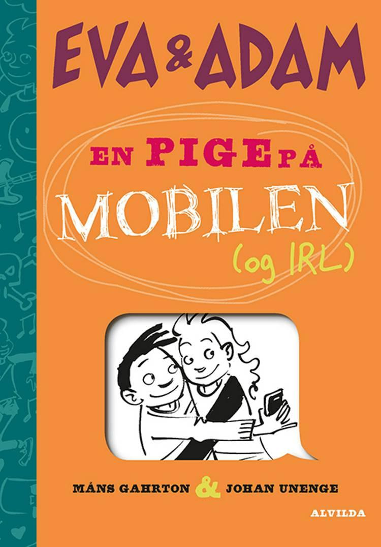En pige på mobilen (og IRL) af Måns Gahrton