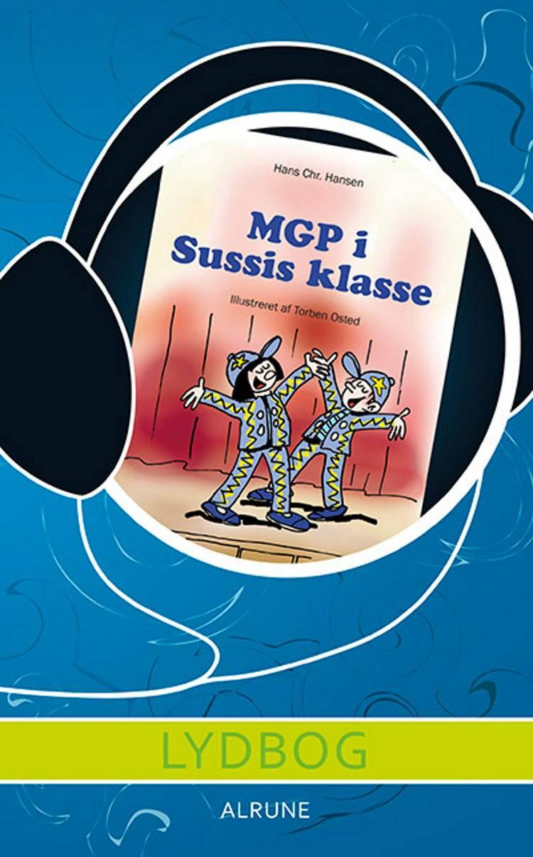 MGP i Sussis klasse E-Lydbog af Hans Chr. Hansen