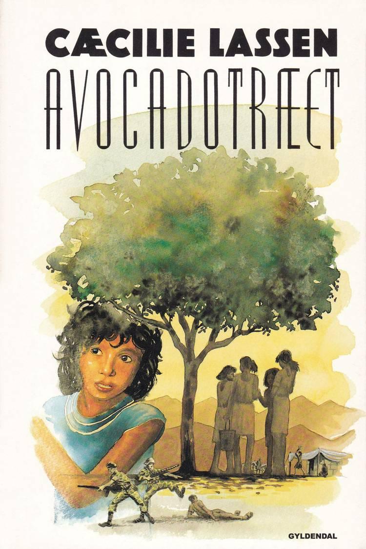 Avocadotræet af Cæcilie Lassen