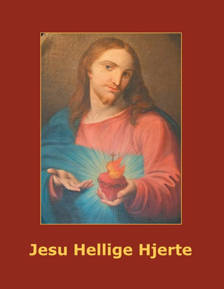 Jesu hellige hjerte af Else Marie Post
