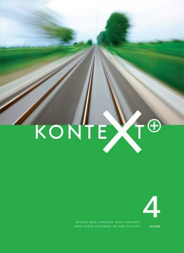 KonteXt+ 4, Lærervejledning/Web af Michael Wahl Andersen, Bent Lindhardt og Michael Poulsen m.fl.