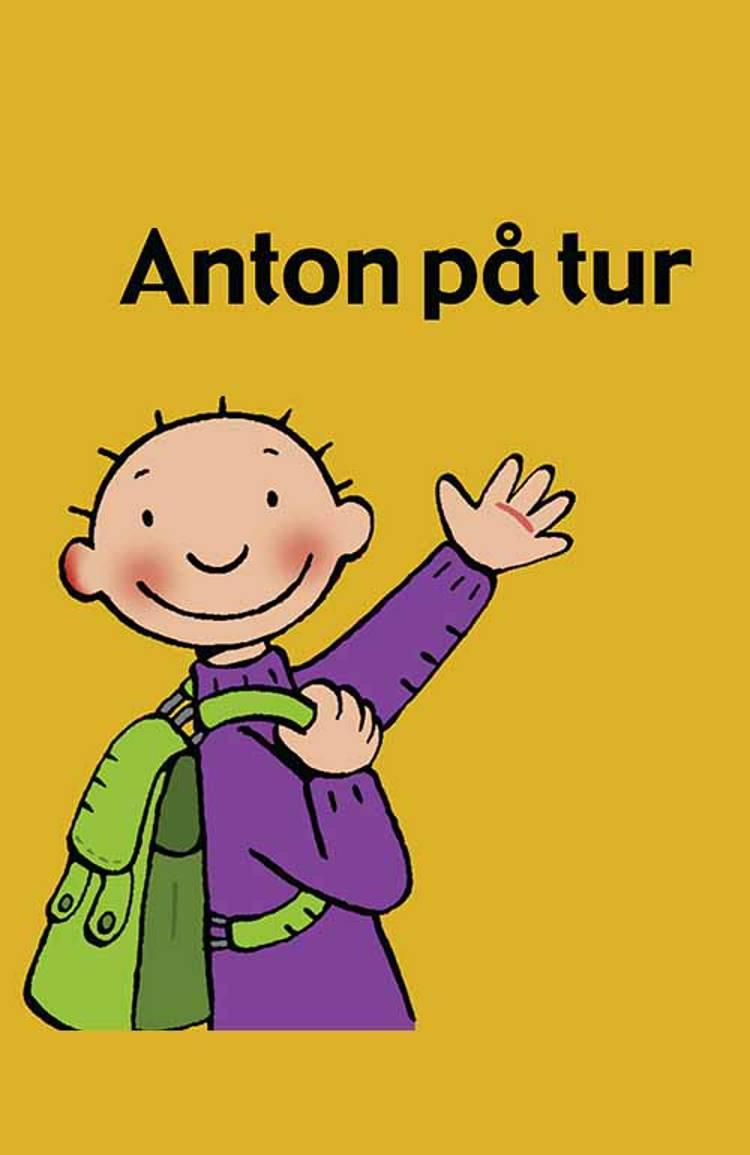 Anton på tur af Annemie Berebrouckx