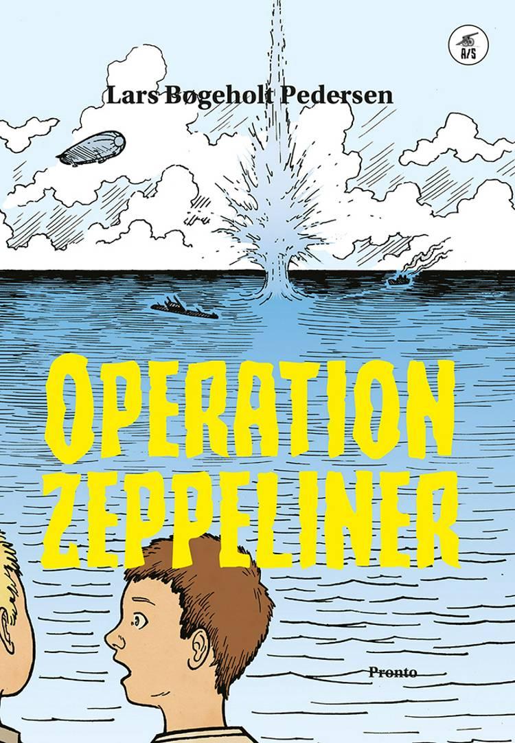 Operation zeppeliner af Lars Bøgeholt Pedersen