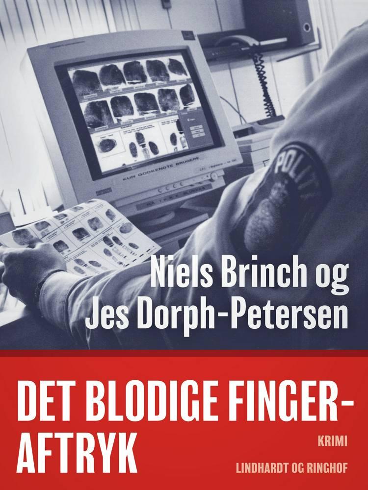 Det blodige fingeraftryk af Niels Brinch og Jes Dorph Petersen