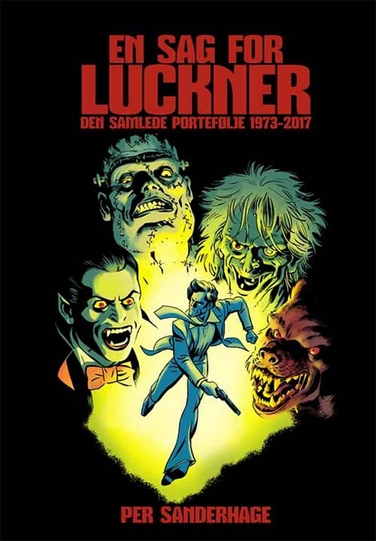 En sag for Luckner af Per Sanderhage