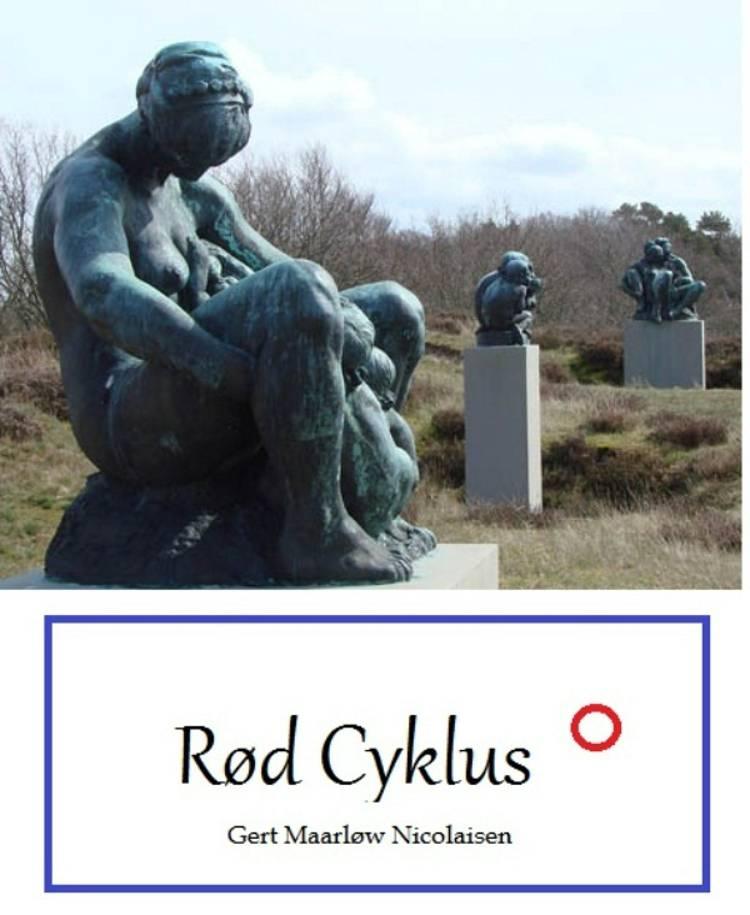 Rød cyklus af Gert Maarløw Nicolaisen