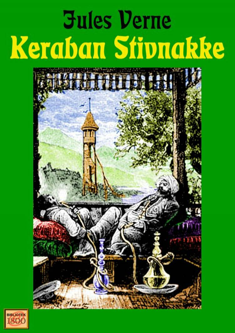Keraban Stivnakke af Jules Verne