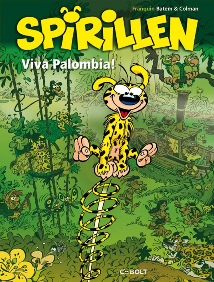 Spirillen - Viva Palombia! af Colman