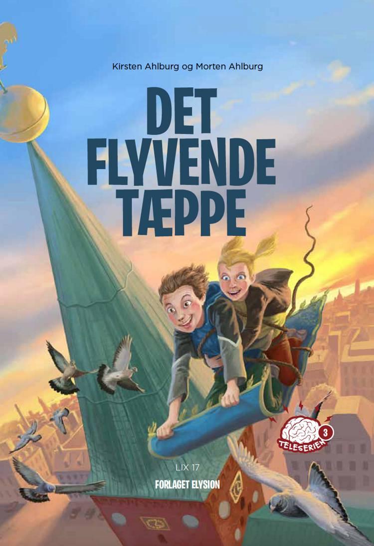 Det flyvende tæppe af Kirsten Ahlburg og Morten Ahlburg