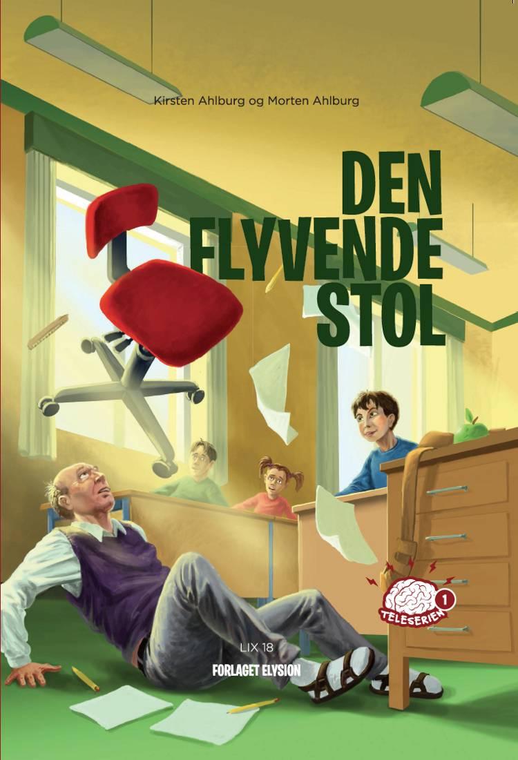 Den flyvende stol af Kirsten Ahlburg og Morten Ahlburg