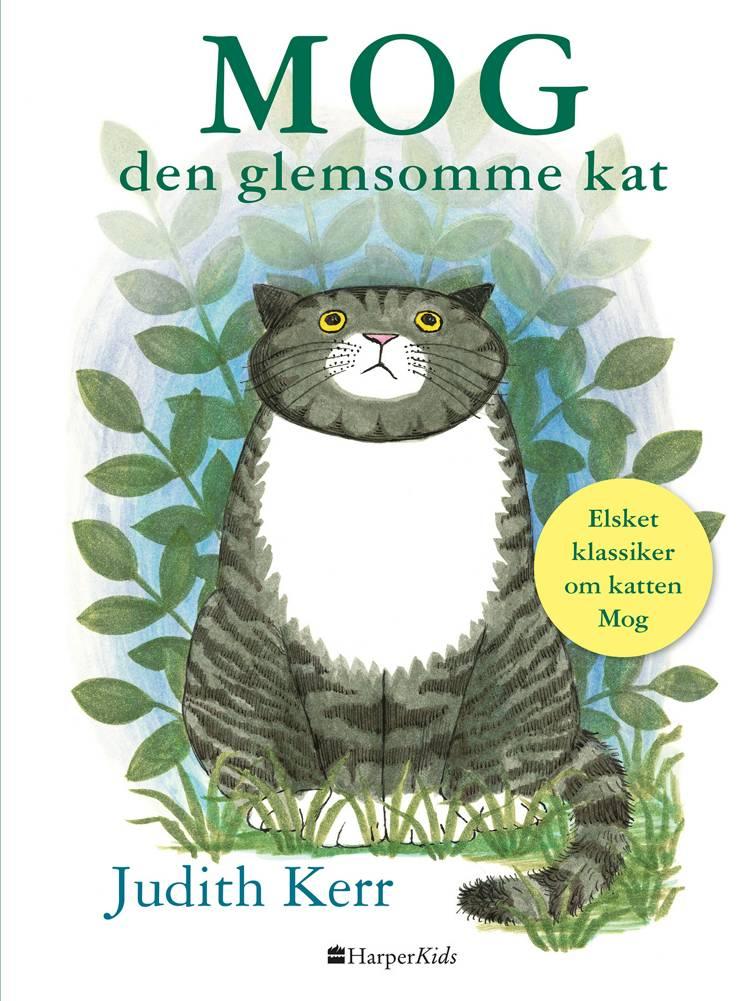 Mog den glemsomme kat af Judith Kerr
