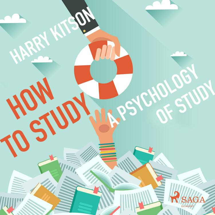 How to Study A Psychology Of Study af Harry Kitson