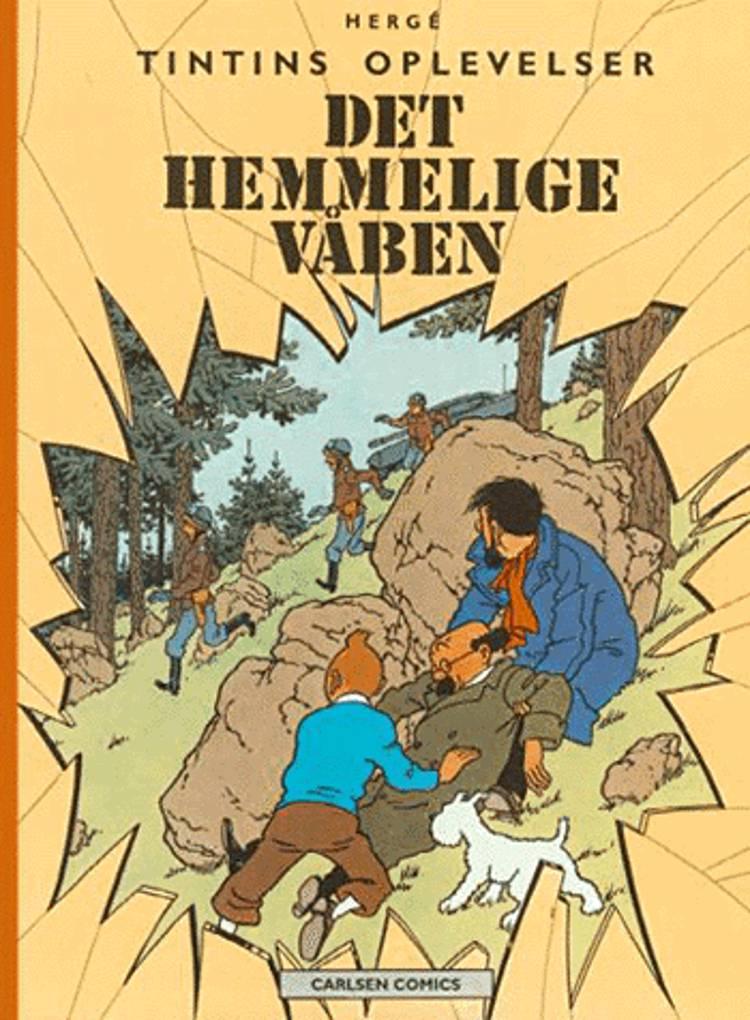 Det hemmelige våben af Hergé