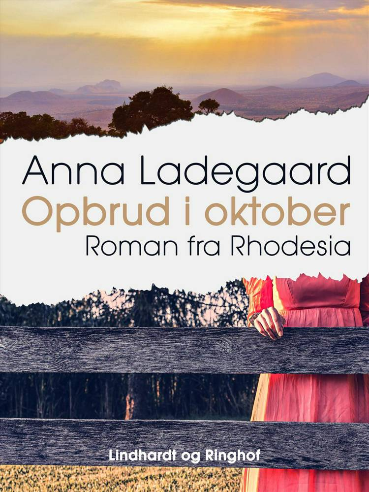 Opbrud i oktober af Anna Ladegaard