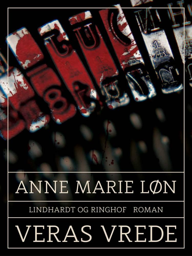 Veras vrede af Anne Marie Løn