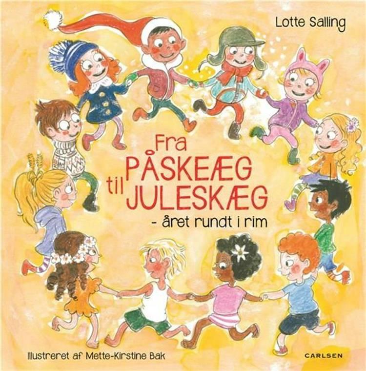 Fra påskeæg til juleskæg af Lotte Salling