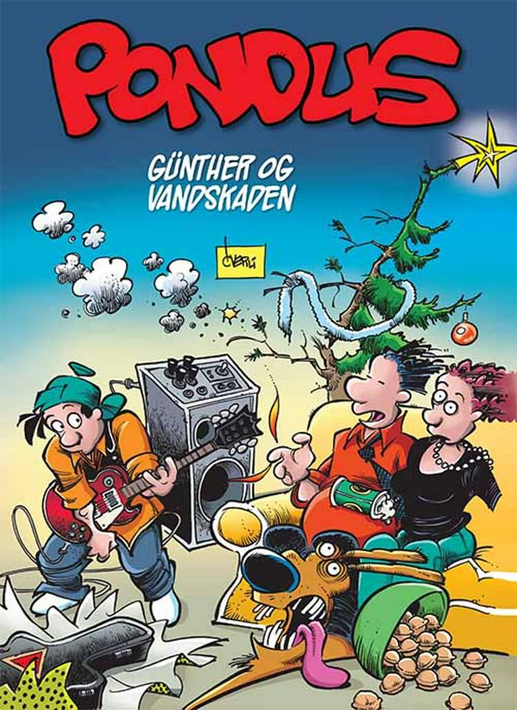 Pondus: Günther og vandskaden af Frode Øverli