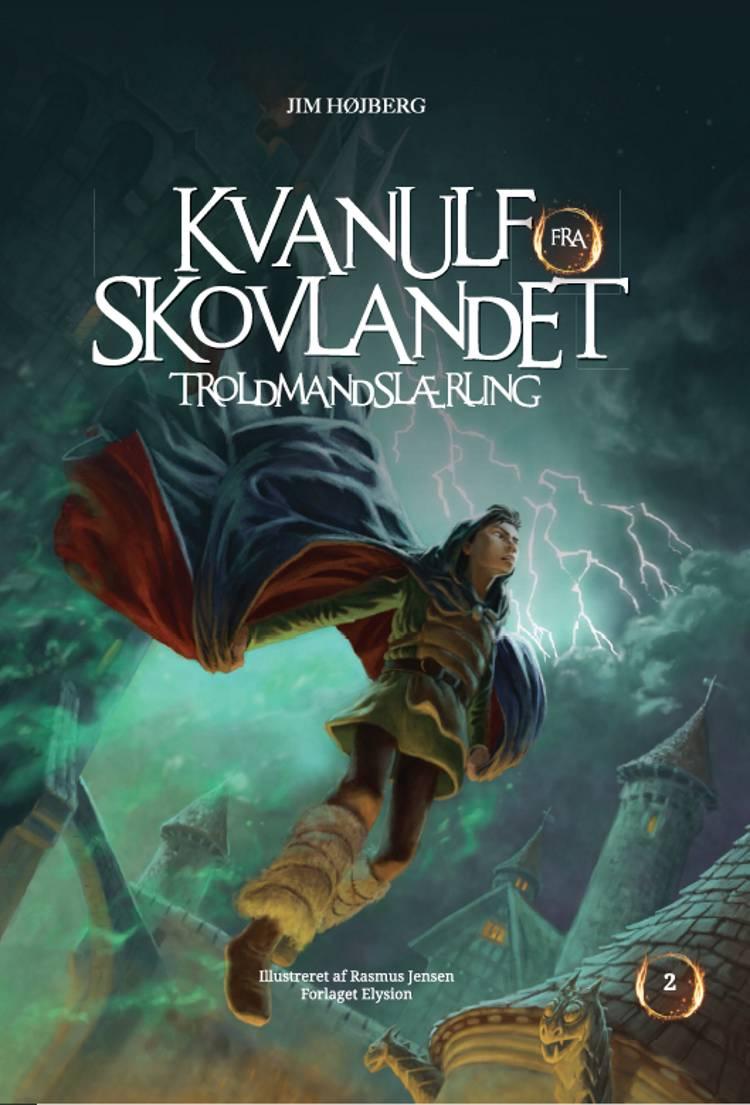 Kvanulf fra Skovlandet 2 af Jim Højberg