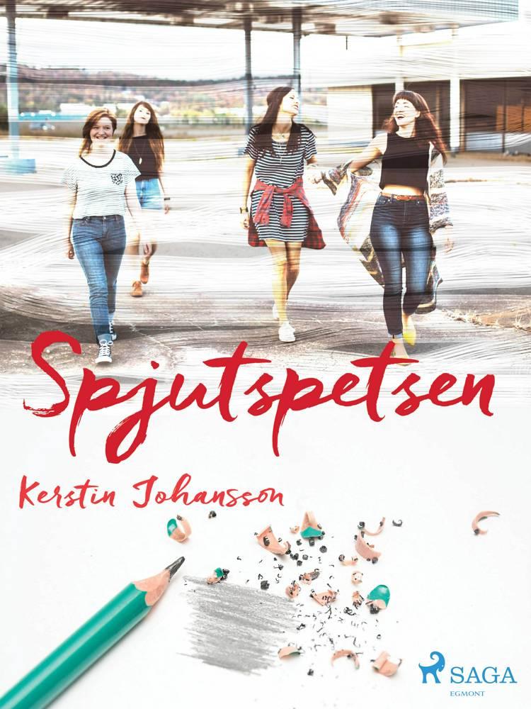 Spjutspetsen af Kerstin Johansson
