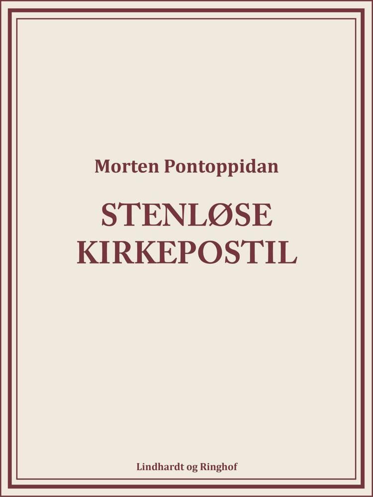 Stenløse kirkepostil af Morten Pontoppidan