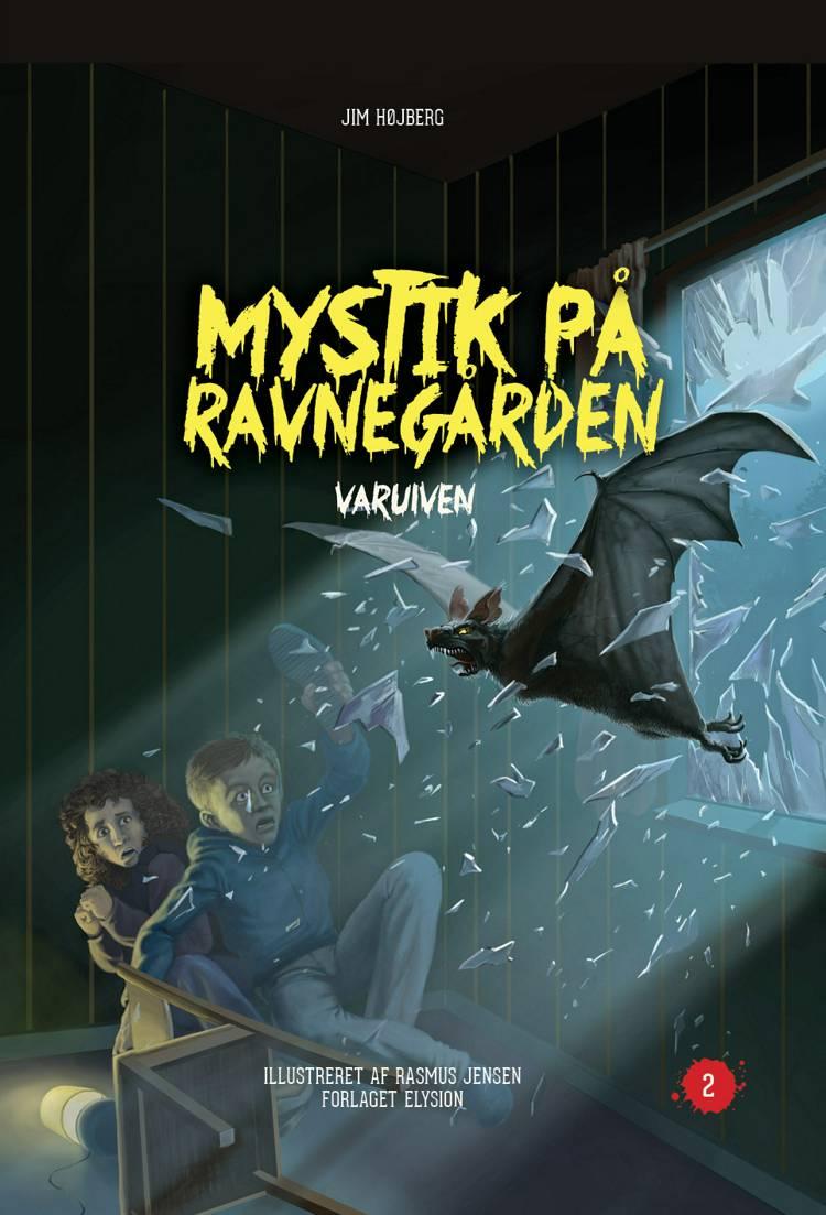 Mystik på Ravnegården 2 af Jim Højbjerg