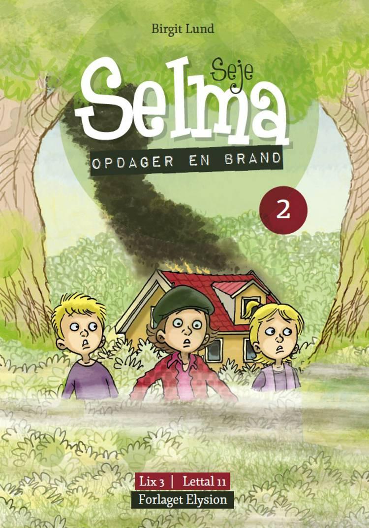 Seje Selma 2 af Birgit Lund
