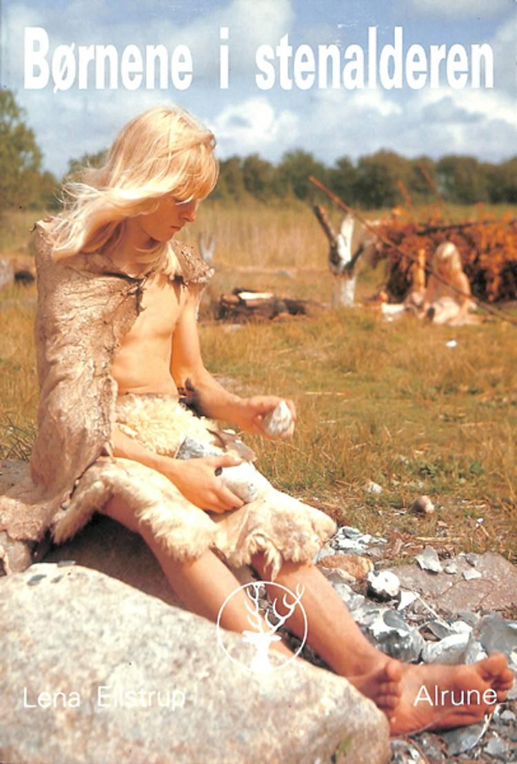 Børnene i stenalderen af Lena Eilstrup
