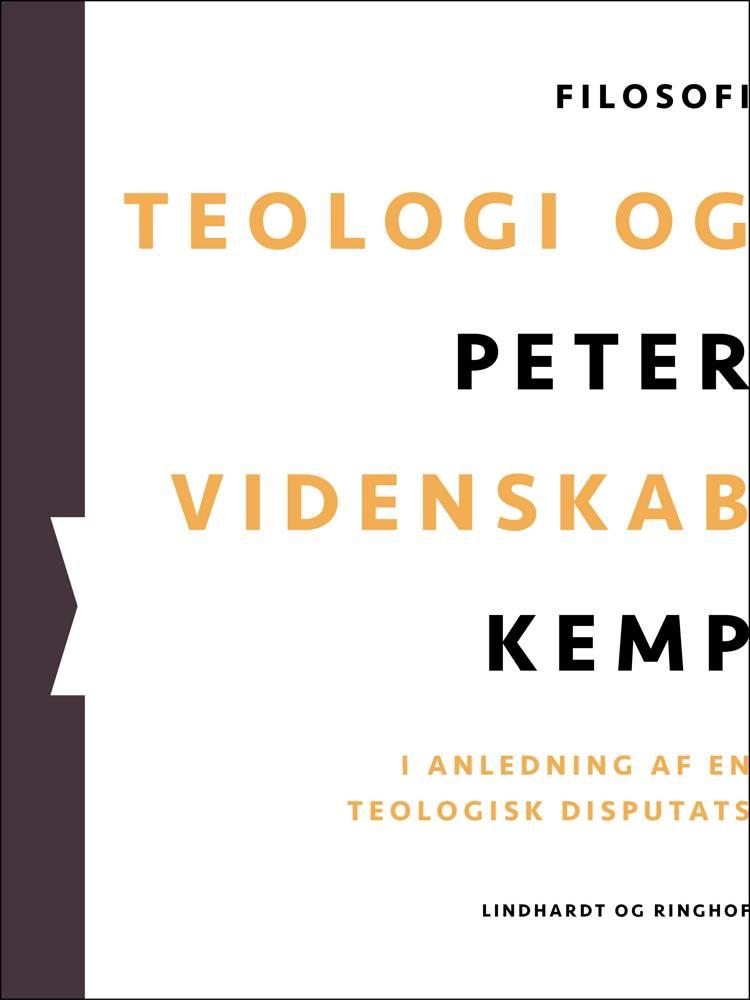 Teologi og videnskab af Peter Kemp