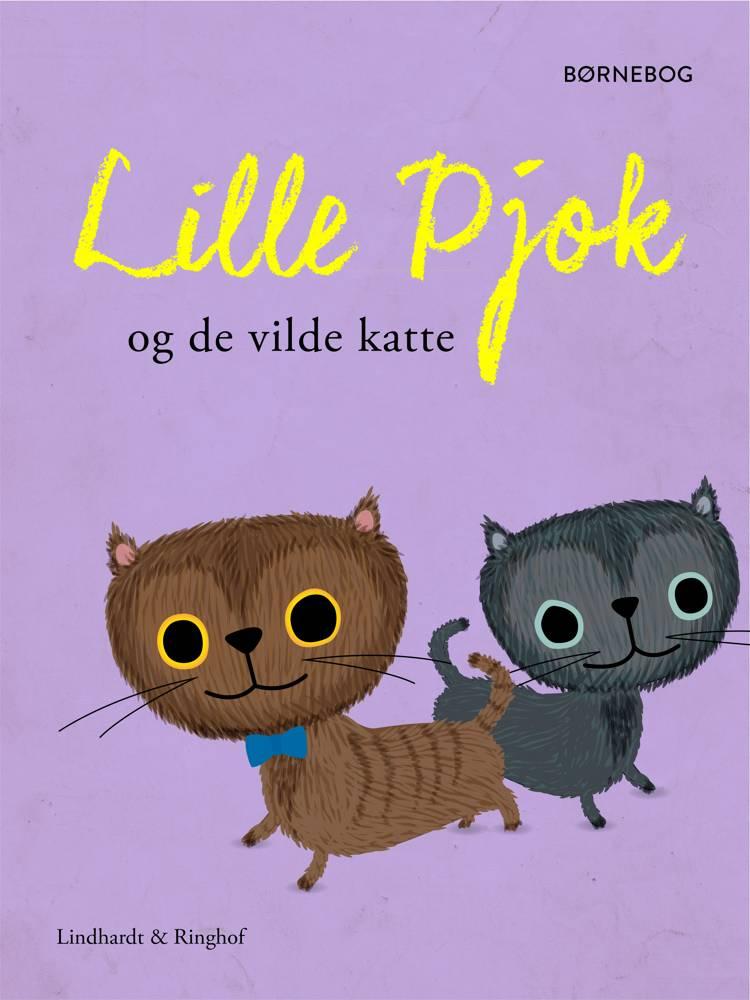 Lille Pjok og de vilde katte af Robert Fisker