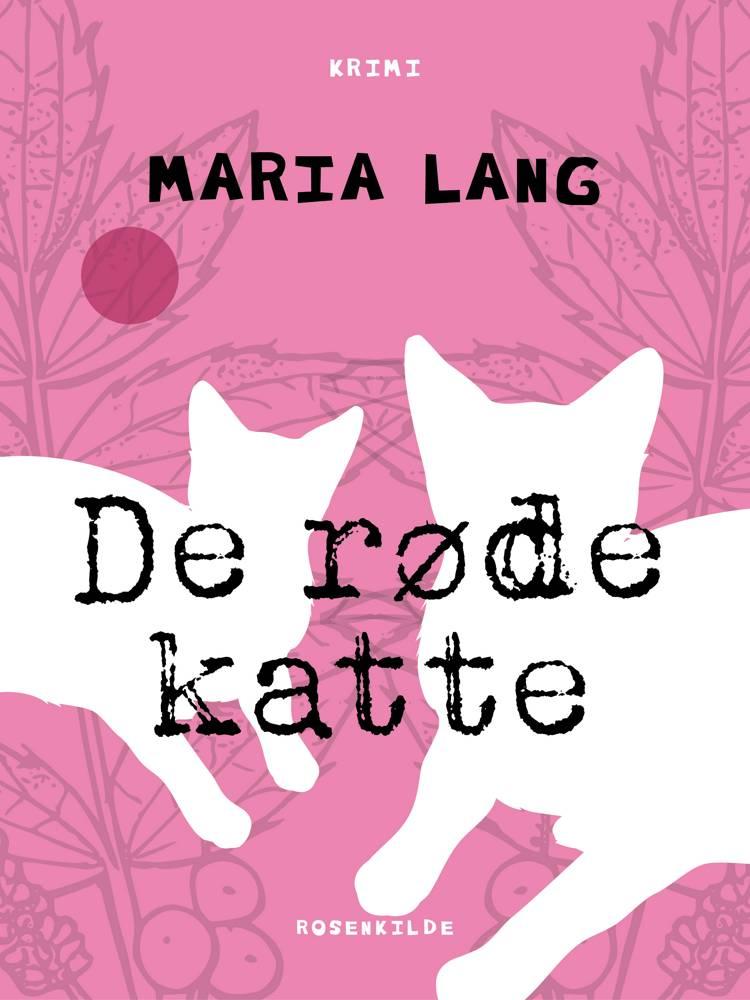 De røde katte af Maria Lang