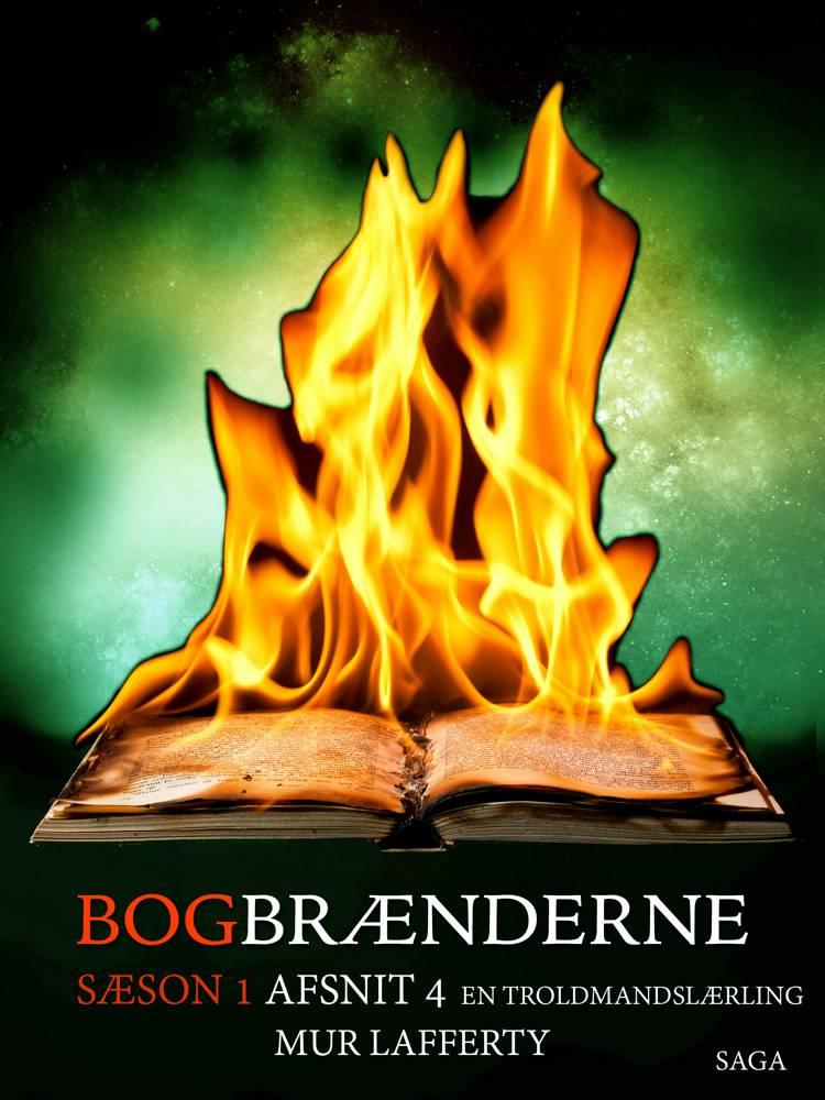 Bogbrænderne: En troldmandslærling 4 af Mur Lafferty